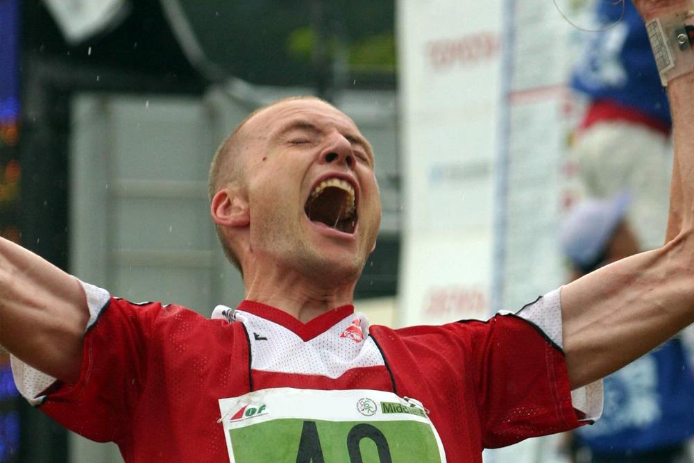 Athlete Chris Terkelsen